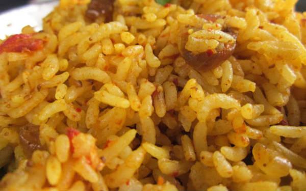 nellore masala rice - Nellore Masala Rice