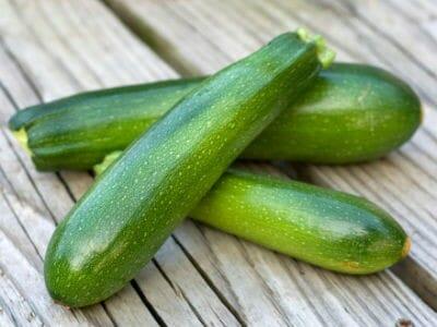 zucchini - Zucchini Curd Pachadi