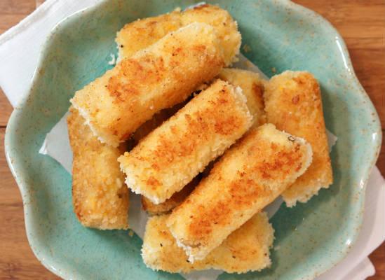 Cauliflower Croquettes