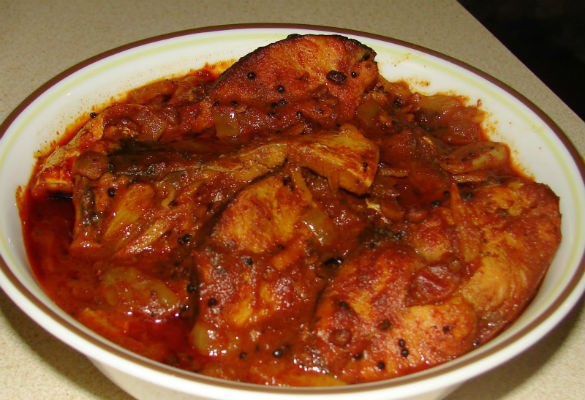 Chilli Fish Varuval