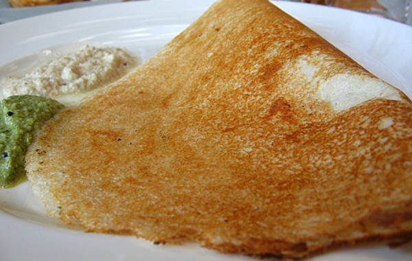 Hot and Sweet Dosa