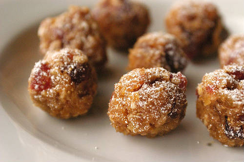mixed nuts balls - Mixed Nuts Balls