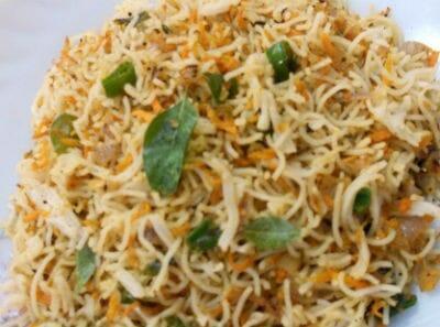 sprouts idiyappam - Sprouts Idiyappam