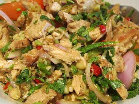 thai chicken salad - Thai Chicken Salad