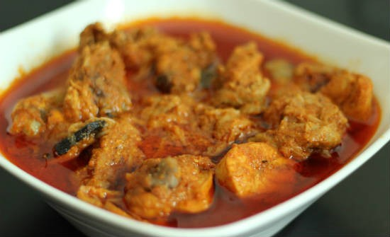 andhra chicken gravy - ஆந்திரா ஸ்பெஷல் சிக்கன் கிரேவி