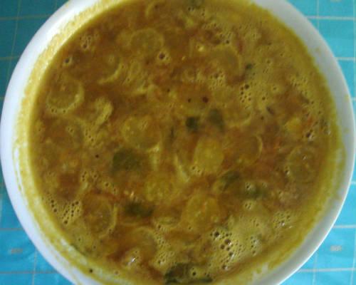 chettinad sambar - Chettinad Sambar