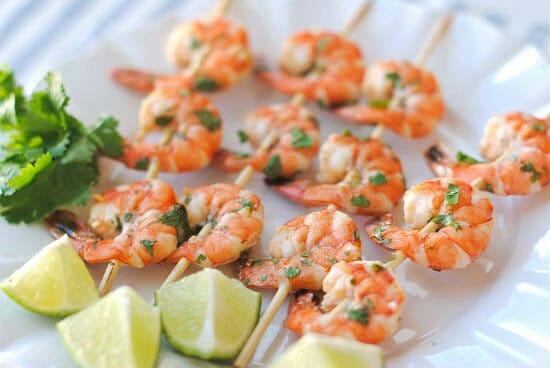 margarita shrimp - Margarita Shrimp