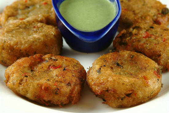 mixed vegetable cutlet - Mixed Vegetable Cutlet