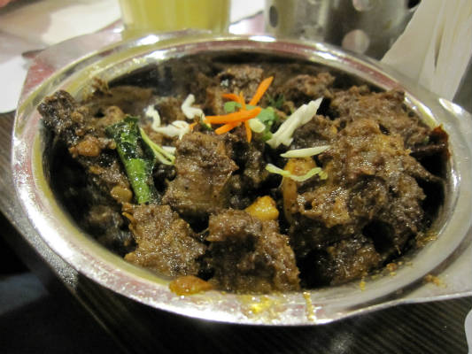 mutton sukka - Mutton Sukka