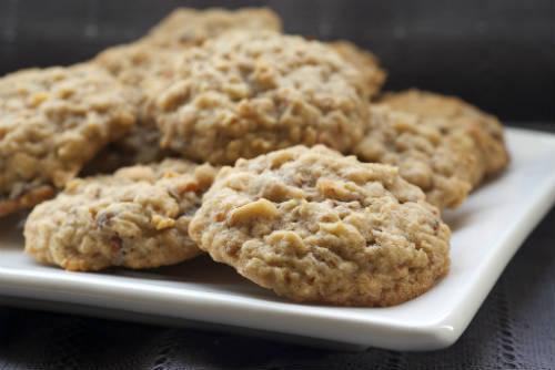 Oats Dates Cookies