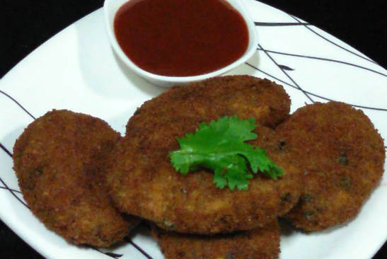 vazhaipoo cutlet - Vazhaipoo Cutlet (Banana Flower Cutlet)