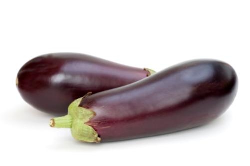brinjals aubergines - Spicy Goan Brinjal Curry