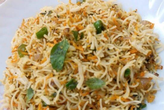 masala idiyappam - Masala Idiyappam