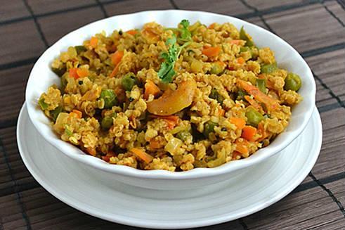 oats khichdi - Oats Khichdi