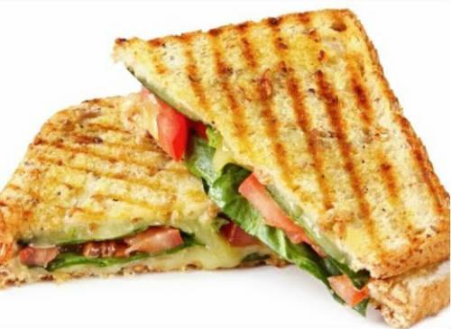 Oats Sandwich
