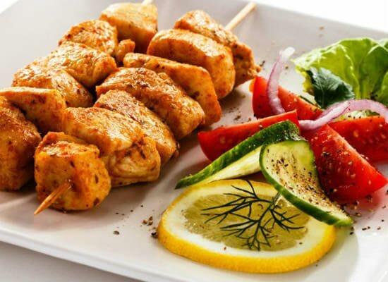 Chicken Hazarvi Kabab