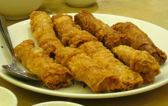 fried fish rolls - Fried Fish Rolls