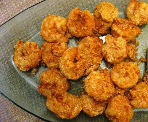 Karwari Shrimp (Semolina-Crusted Shrimp)