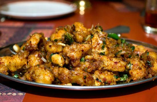 Pepper Chicken Fry Recipe
