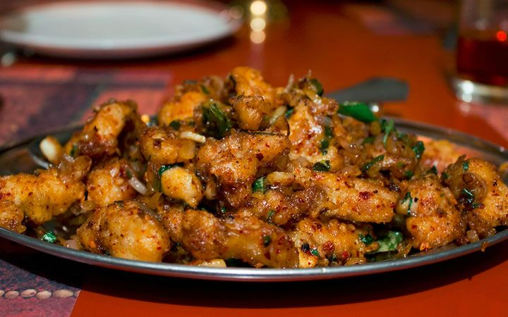 pepper chicken fry recipe - Pepper Chicken Fry