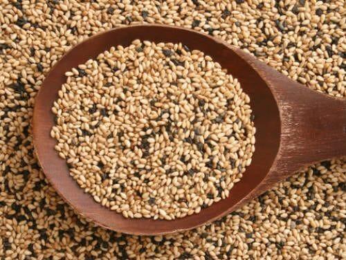 sesame seeds - எள்ளு தொகையல்