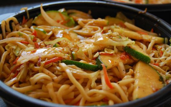vegetable fried noodles - Veg Fried Noodles