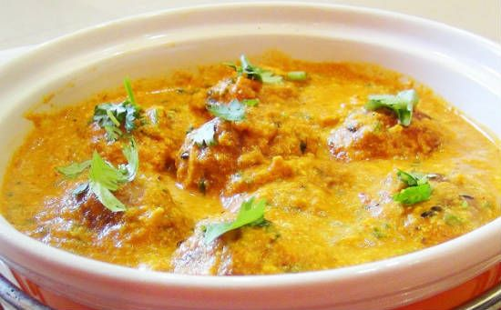 malai kofta curry - Malai Kofta Curry
