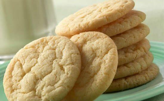 vanilla cookies - Vanilla Cookies