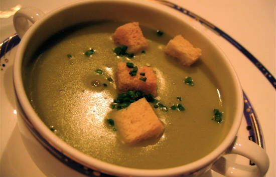 broad bean soup - Broad Bean Soup