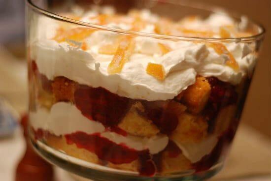 christmas trifle - Christmas Trifle