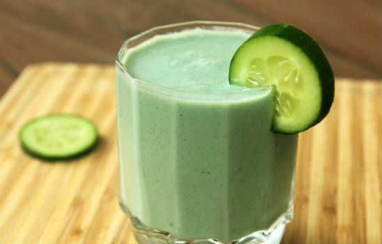 cucumber smoothie - Cucumber Smoothie