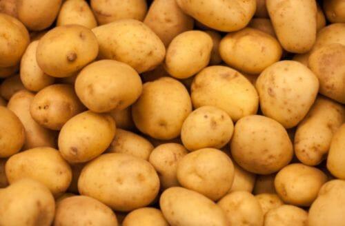 potatoes - Potato Mor Kootu