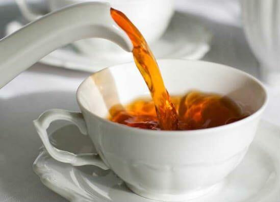 saffron tea - Saffron Tea