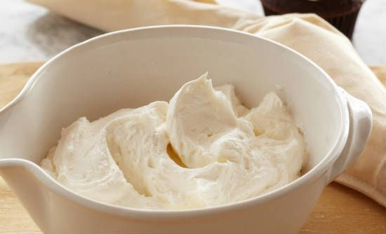 Basic Butter Icing