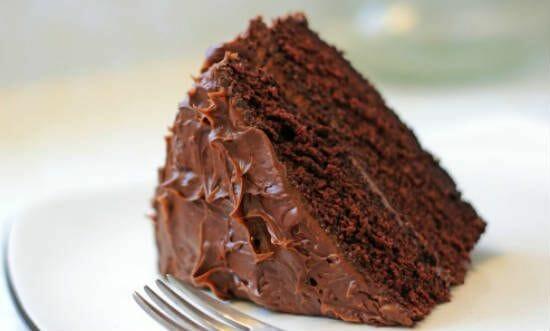 chocolate fudge cake - Chocolate Fudge Cake