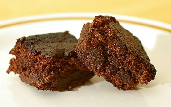 Chocolate Ginger Brownies