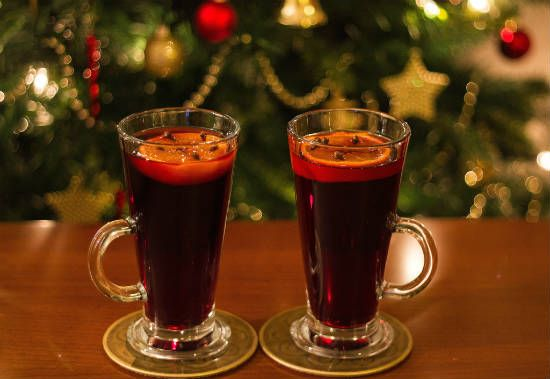 mulled wine - Mulled Wine