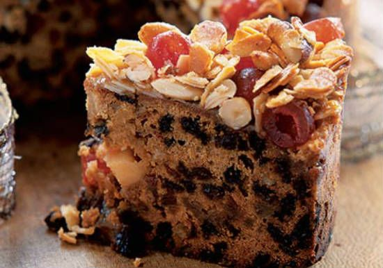 nutty cake - Nutty Cake