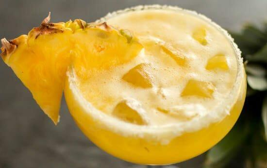pineapple margarita - Pineapple Margarita