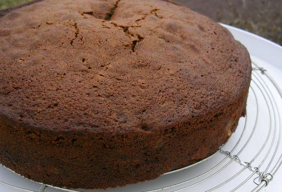 spiced chocolate cake - Spiced Chocolate Cake