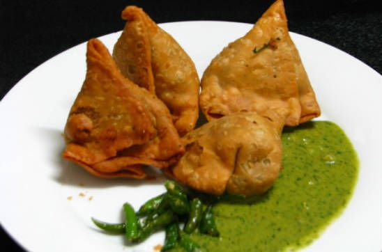 sweet potato samosas - Sweet Potato Samosa
