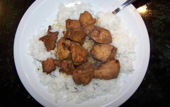 chicken adobo - Chicken Adobo