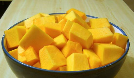 Yellow Pumpkin (Parangikai)