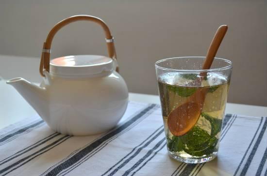 mint tea - Mint Tea
