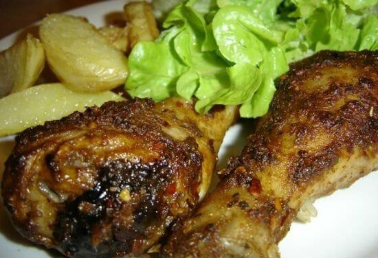 Portuguese Style Chicken Drumsticks