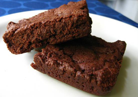 chocolate yogurt brownies - Chocolate Yogurt Brownies