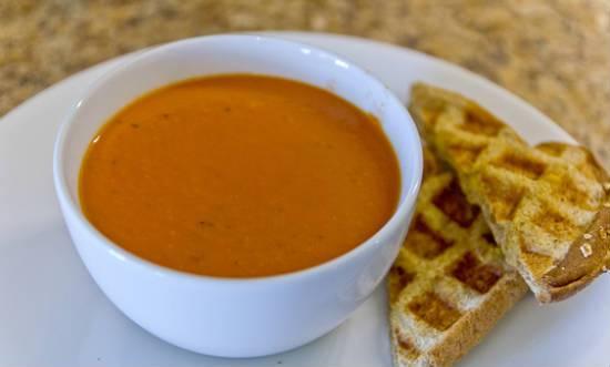 creamy roasted tomato soup - Creamy Roasted Tomato Soup