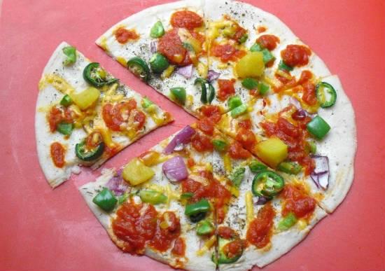 pizza dosa - Pizza Dosa