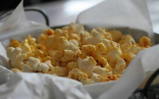 spicy masala popcorn - Spicy Masala Popcorn