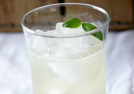 basil lemonade - Basil Lemonade